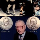 JOHN WOODEN SIGNED AUTOGRAPHED 6x9 RP PHOTO PURDUE UCLA GREAT COACH