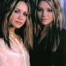 MARY KATE AND ASHLEY OLSEN SIGNED AUTOGRAPHED RP PHOTO