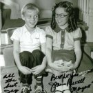 DENNIS THE MENACE CAST SIGNED AUTOGRAPHED RP PHOTO