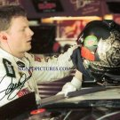 DALE EARNHARDT JR SIGNED AUTOGRAPHED RP PHOTO NASCAR