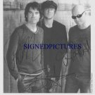 TRAIN GROUP BAND SIGNED RP PHOTO ALL 3 DROPS OF JUPITER