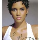 HALLE BERRY SIGNED AUTOGRAPHED RP PHOTO 6x9 SEXY