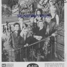 MELROSE PLACE CAST SIGNED AUTOGRAPHED RP PHOTO ALL 8