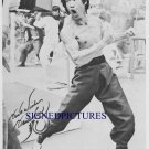 BRUCE LEE SIGNED RP PHOTO GREEN HORNET ENTER THE DRAGON