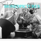 CAPTAIN KANGAROO BOB KEESHAN SIGNED RP w MR ROGERS +