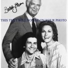 BARNABY JONES CAST SIGNED AUTOGRAPHED 8x10 RP PHOTO BUDDY EBSEN LEE MERIWETHER +