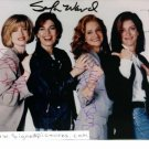 SISTERS CAST SIGNED AUTOGRAPHED RP PHOTO SELA WARD +