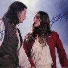 ORLANDO BLOOM AND KEIRA KNIGHTLEY SIGNED RP PIRATES