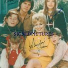 THE PARTRIDGE FAMILY CAST SIGNED RP PHOTO GET HAPPY