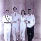 CASABLANCA CAST SIGNED RP PHOTO ALL 4 HUMPHREY BOGART +