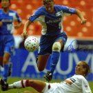 MIA HAMM SIGNED AUTOGRAPHED RP PHOTO USA SOCCER TEAM