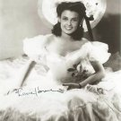 LENA HORNE SIGNED RP PHOTO YOUNG BEAUTIFUL VINTAGE