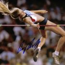 AMY ACUFF SIGNED AUTOGRAPHED RP PHOTO US OLYMPIC TEAM