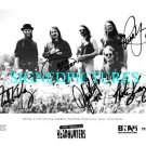 THE KENTUCKY HEADHUNTERS SIGNED 8x10 RP PROMO PHOTO BY5
