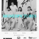 ALABAMA GROUP SIGNED RP PROMO PHOTO BY ALL RANDY OWEN +