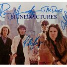 THE DOORS SIGNED AUTOGRAPHED RP PHOTO CLASSIC ROCK