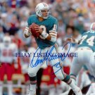 DAN MARINO SIGNED AUTOGRAPHED 8x10 RP PHOTO MIAMI DOLPHINS QB