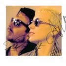THE EURYTHMICS SIGNED AUTOGRAPHED RP PHOTO ANNIE LENNOX