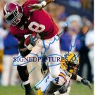 JULIO JONES SIGNED AUTOGRAPHED RP PHOTO ALABAMA CRIMSON
