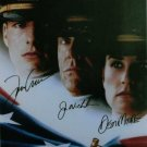 A FEW GOOD MEN CAST SIGNED RP PHOTO CRUISE NICHOLSON DEMI +