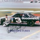 DALE EARNHARDT SR SIGNED AUTOGRAPHED RP PHOTO NASCAR #3