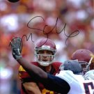 MARK SANCHEZ SIGNED AUTOGRAPHED RP PHOTO USC TROJANS QB