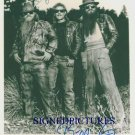 ZZ TOP SIGNED AUTOGRAPHED RP PHOTO SHES GOT LEGS ALL 3