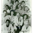 ST ELSEWHERE FULL CAST SIGNED RP PHOTO SAINT CLASSIC