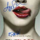 TRUE BLOOD CAST SIGNED 8x10 PHOTO RP ANNA PAQUIN +