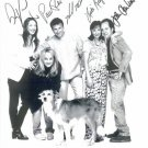 MAD ABOUT YOU CAST SIGNED AUTOGRAPHED RP PHOTO
