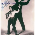 ELVIS PRESLEY SIGNED AUTOGRAPHED RP 8x10 PHOTO THE KING