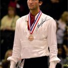 EVAN LYSACEK SIGNED AUTOGRAPHED RP PHOTO OLYMPICS GOLD