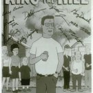 KING OF THE HILL CAST SIGNED AUTOGRAPHED STUDIO PHOTO