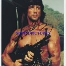 SYLVESTER STALLONE SIGNED AUTOGRAPHED 8X10 RP PHOTO THE EXPENDABLES RAMBO