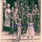 THE WALTONS CAST SIGNED AUTOGRAPHED 8X10 RP PHOTO BY ALL 9