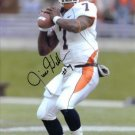JUICE WILLIAMS SIGNED AUTOGRAPHED RP PHOTO ILLINOIS QB