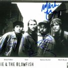 HOOTIE AND THE BLOWFISH SIGNED AUTOGRAPHED RP PHOTO BY4