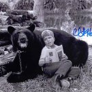 GENTLE BEN CLINT HOWARD SIGNED AUTOGRAPHED RP PHOTO