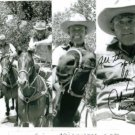 CHUCK CONNORS SIGNED AUTOGRAPHED RP PHOTO THE RIFLEMAN