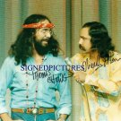 CHEECH MARIN AND THOMAS CHONG SIGNED RP PHOTO UP IN SMO