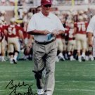 BOBBY BOWDEN SIGNED AUTOGRAPHED RP PHOTO  FSU SEMINOLES