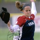 CAT OSTERMAN SIGNED RP PHOTO USA OLYMPICS SOFTBALL TEAM