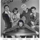 COLLECTIVE SOUL GROUP BAND SIGNED AUTOGRAPHED RP PROMO PHOTO