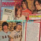 PARAMORE SIGNED RP PHOTO ALL 5 HAYLEY WILLIAMS ZAC JOSH