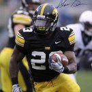 SHONN GREENE SIGNED AUTOGRAPHED RP PHOTO IOWA