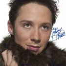 JOHNNY WEIR SIGNED AUTOGRAPHED RP PHOTO WINTER OLYMPICS