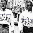 ROBERT CULP AND BILL COSBY SIGNED AUTOGRAPHED RP I SPY