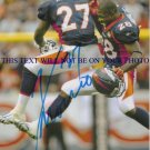 KNOWSHON MORENO SIGNED AUTOGRAPHED 8x10 RP PHOTO DENVER BRONCOS U OF GA