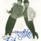 DARYL HALL AND JOHN OATES SIGNED AUTOGRAPHED 8x10 RP PUBLICITY PROMO PHOTO