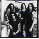 TYPE O NEGATIVE BAND 8x10 PROMOTIONAL PROMO PHOTO PETER STEELE +
